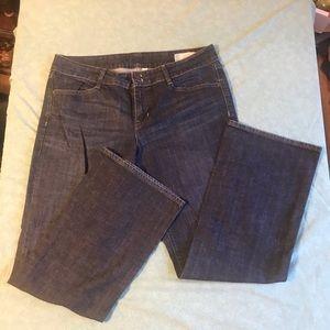 Gap bootcut jeans.